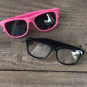 Hipster Baby sunglasses & glasses
